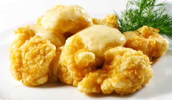 Honey Cauliflower