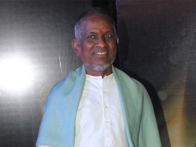 Ilaiyaraaja to Reporters: Ready to Compose Music For You