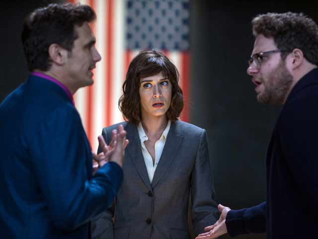 The Interview Makes $40 Million in Digital Sales