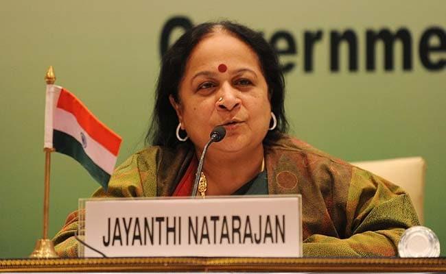 With Attack on Rahul Gandhi, Former Minister Jayanthi Natarajan Quits Congress