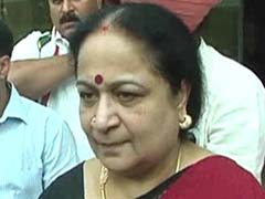 Jayanthi Natarajan Forest Land Case: CBI Hands Over Records To Tax Department
