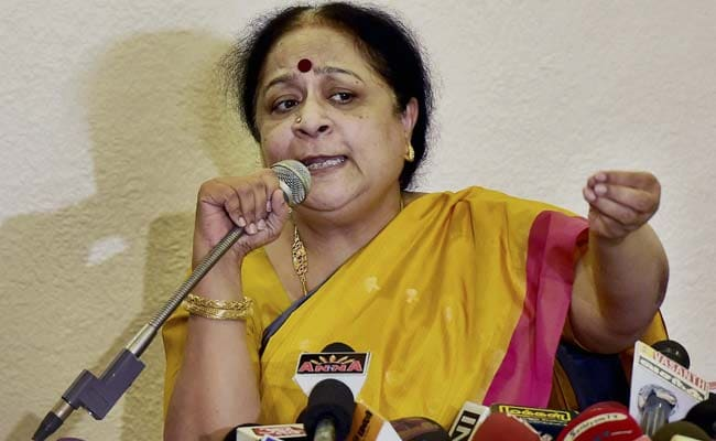 CBI files FIR against Jayanthi Natarajan in Chennai