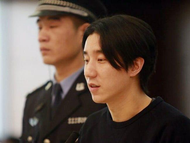 हॉलीवुड एक्शन स्टार जैकी चेन के बेटे को ड्रग्स लेने के आरोप में मिली छह महीने जेल की सजा