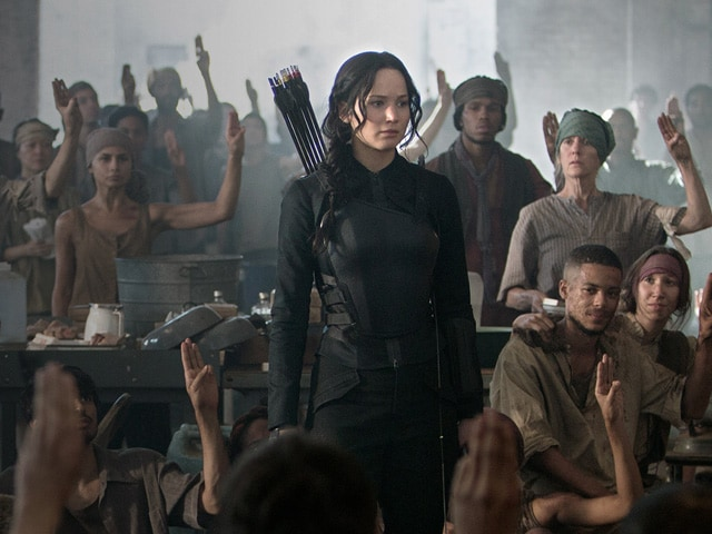 Jennifer Lawrence Would 'Totally Do' More Hunger Games Movies