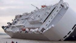 Over $150 Million Worth of Jaguar Land Rover Cars Stranded at Sea
