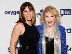 Joan Rivers' Daughter Sues Clinic Over Mother's Death