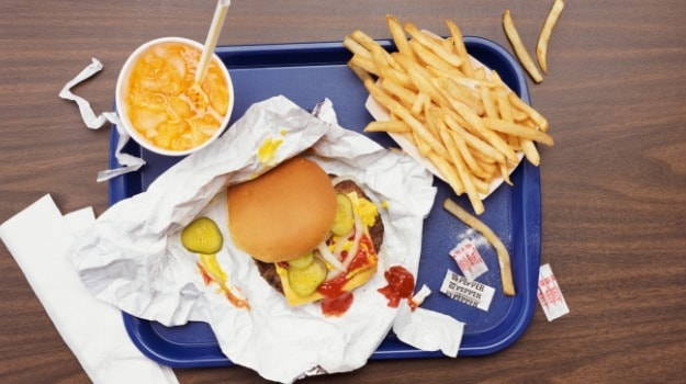 Fast Food Hasn't Changed Since Almost Two Decades!