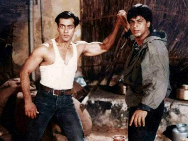 Karan Arjun is 20: A Tale of Two Khans