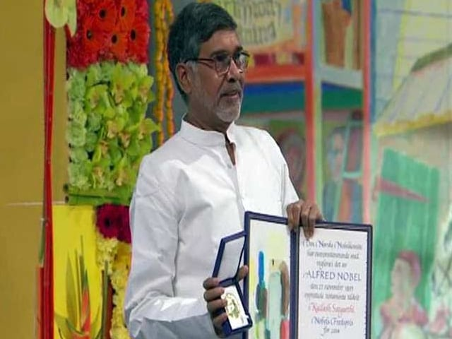 Nobel Laureate Kailash Satyarthi to Appear on Crime Patrol Satark