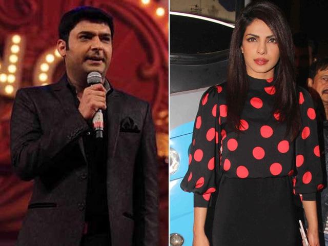 Bad Priyanka Chopra, You Didn't Tell Me We Fought: Kapil Sharma