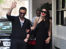 Kareena Kapoor: Saif and I Will See the World With Our Children