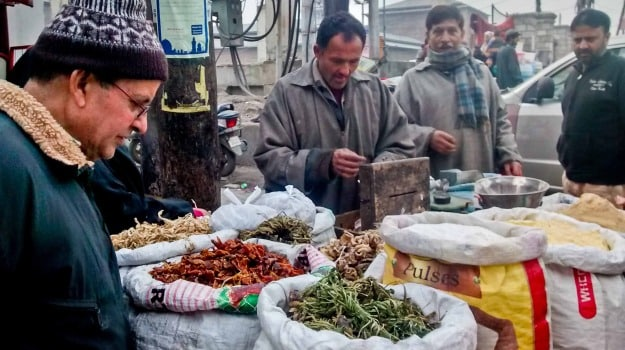 Kashmir's Winter Delicacies: Dried Vegetables, Smoked Fish and More