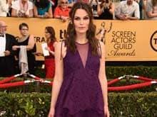 Keira Knightley Prefers Loose Clothes Due to Pregnancy