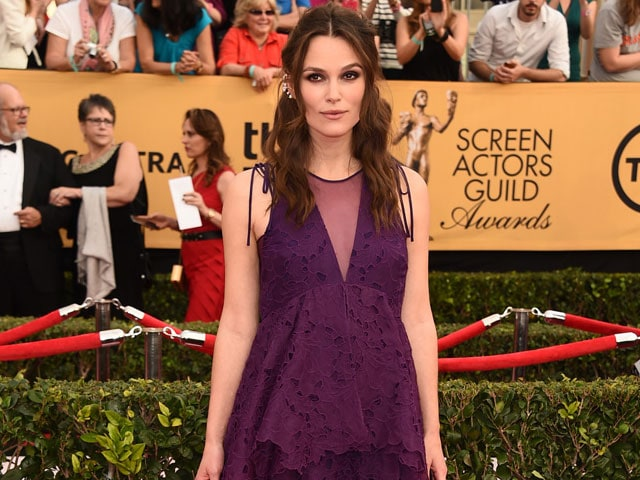 Keira Knightley Prefers Loose Clothes Due to Pregnancy