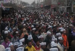 शरद शर्मा की खरी-खरी : केजरीवाल, जनसभा और भीड़