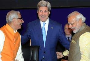 पीएम मोदी के 'सबका साथ, सबका विकास' अभियान से मैं बेहद प्रभावित हुआ : जॉन केरी