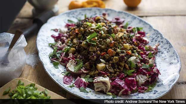 The Root of the Matter: How to Make Lentil Salad