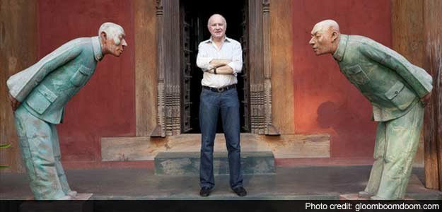 Marc Faber's Big Bet: Gold to Rise 30% in 2015