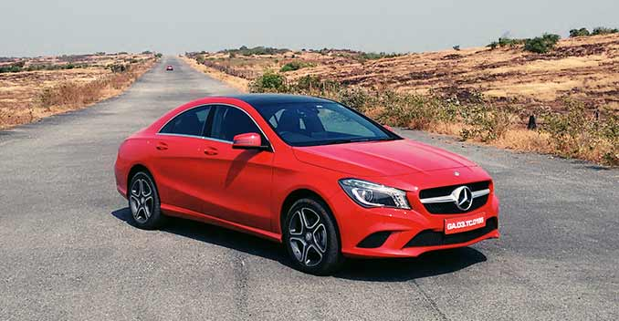 Mercedes Benz CLA Review