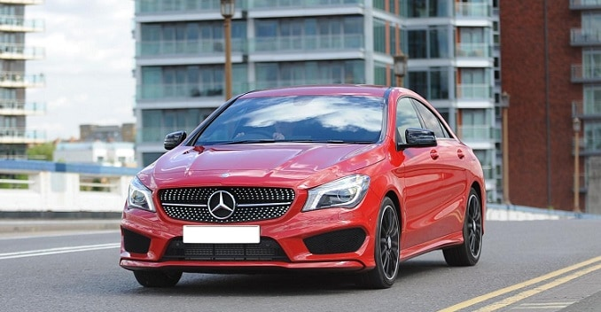 Mercedes CLA-Class Sedan Launched in India