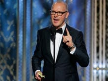 Golden Globes 2015: Michael Keaton's Famous Fans, Business Deal on the Sidelines
