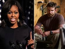 Michelle Obama Praises <i>American Sniper</i>