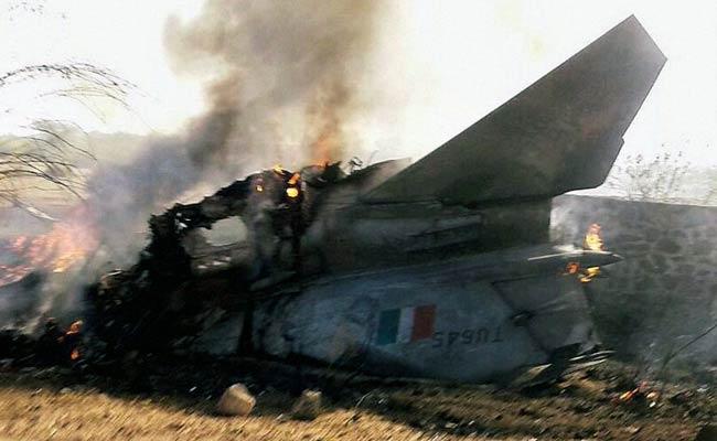 MiG-21 Fighter Jet Crashes in Gujarat's Jamnagar, Pilot Safe