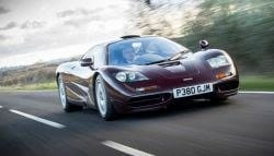 Mr Bean's McLaren F1 Sold For An Undisclosed Amount