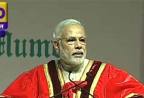 पीएम मोदी ने कहा, विज्ञान और प्रौद्योगिकी के हाथ सर्वाधिक जरूरतमंद तक पहुंचे