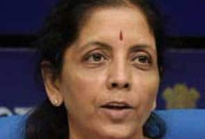 Government Working on E-Commerce Definition: Nirmala Sitharaman