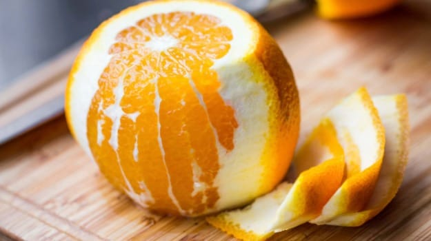 Orange Peel Face Packs for Glowing Skin