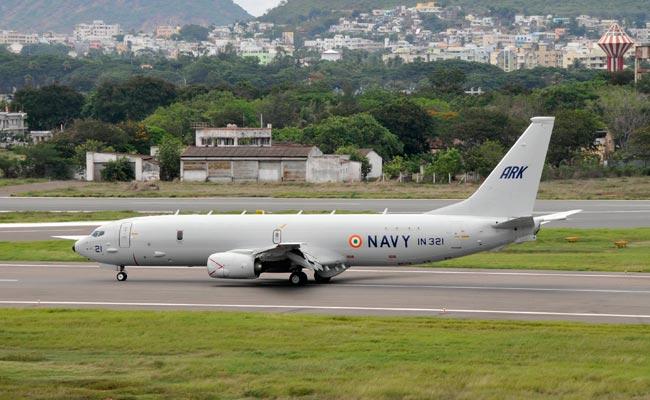 P-8-I surveillance plane