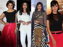 The Fabulous Chopra Girls: Priyanka, Parineeti, Mannara, Meera