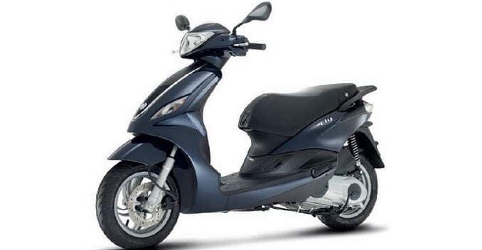 piaggio fly 125cc scooter might launch by mid 2015 ndtv carandbike. Black Bedroom Furniture Sets. Home Design Ideas