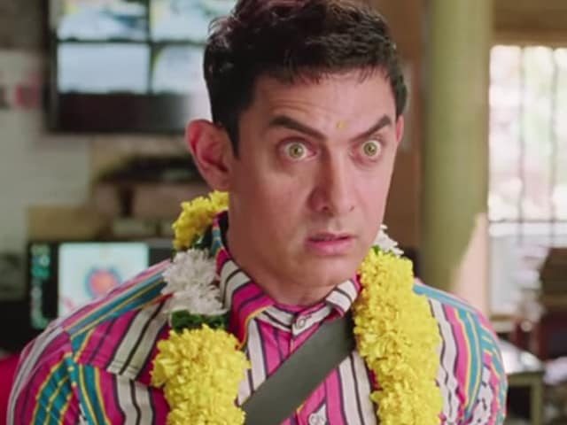 Aamir Khan's PK is Now Tax-Free in Bihar
