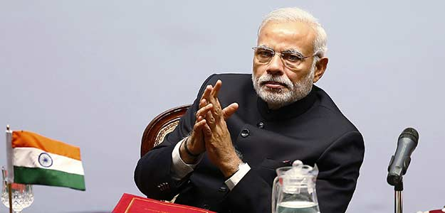 Bus Ride, Yoga Session for Bank Chiefs in Retreat with PM Modi