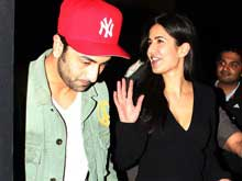 For Ranbir Kapoor, Katrina Kaif's Kashmir Set is Off-Limits