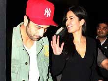 For Ranbir Kapoor, Katrina Kaif's Kashmir Set is Off-Limits