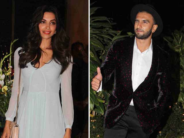 Inside Scoop From Farah's Birthday: Ranveer, Deepika's Own Little Party on the Side