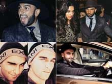 10 Funny Faces Ranveer Singh Made on Instagram