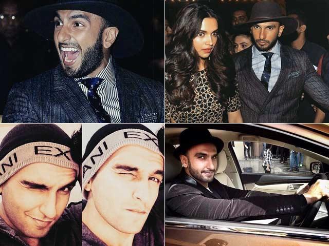 10 Funny Faces Ranveer Singh Made on Instagram