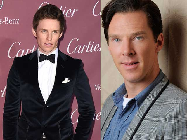Eddie Redmayne, Benedict Cumberbatch Top GQ's Best Dressed Men List
