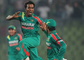 रेप के आरोप में बांग्लादेश का वर्ल्डकप क्रिकेटर रुबेल हुसैन जेल पहुंचा