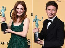 SAG Awards: <i>Birdman</i>, Julianne Moore, Eddie Redmayne Win Top Honours