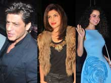 Sanjay Leela Bhansali Parties With His <i>Devdas</i> Shah Rukh Khan