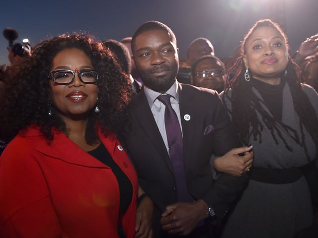 Selma Team Join Martin Luther King Day March in Alabama