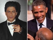 Shah Rukh Khan 'Proud' to be in Obama's Speech, Promises <i>Chaiyya Chaiyya</i> on Next Visit