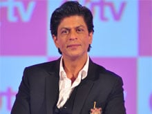 Shah Rukh Khan on New TV Show: I'm Only Here for my Beauty