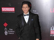 Shah Rukh Khan Doesn't Want a Lifetime Achievement Award For the Next 110 Years