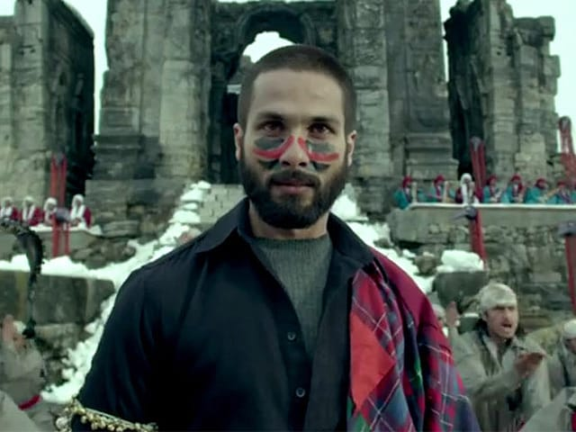 Shahid Kapoor: I Feel Empowered After Haider